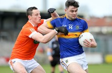 Completing a first hat-trick for Tipperary with 6 seconds left to clinch league promotion