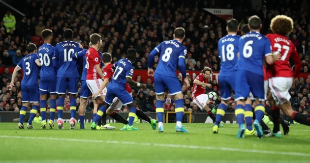 As it happened: Man United v Everton, Premier League