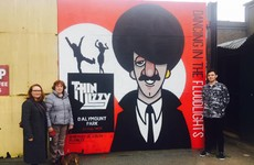 Dancing in the Floodlights! Bohs have a brilliant new Phil Lynott mural in Dalymount