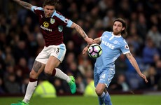 Leicester worsen Moyes' bad week while Jeff Hendrick assists Burnley's winner
