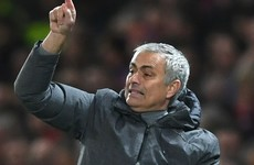 Low confidence, go long - Mourinho explains Manchester United tactics against Everton