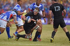 All Blacks line up Samoa for pre-Lions warm-up