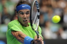 While you were sleeping: Nadal and Federer on track for semi-final meeting