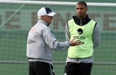 Pardew: Trap should come to Newcastle if he thinks Leon Best is lazy
