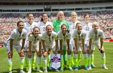 Will Ireland follow suit? No strike action as US women's soccer team reach landmark agreement