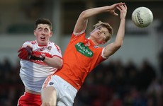 Tallon and McGuigan point the way as Derry claim extra-time Ulster U21 semi-final victory over Armagh