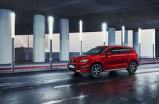 The SEAT Ateca SUV goes faster* with a new sporty FR version
