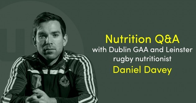 Nutrition Q&A: We put your questions to one of the country's leading sports nutritionists
