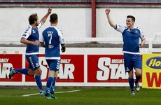 New Limerick boss Boland makes dream start as Saints pay the penalty at Inchicore