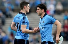 Brogan and Connolly start as Dublin make 4 changes for Sunday's league final