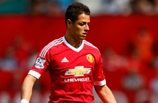 Chicharito would've scored 20 goals easy for Man United this season - Mourinho