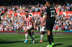 As it happened: Stoke City v Liverpool, Premier League