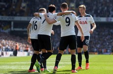 Son shines as sublime Spurs keep the pressure on Chelsea