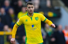 Hoolahan on fire with a brace and his 50th club goal as Norwich obliterate Reading