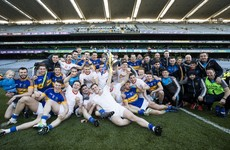 Sweeney bags 2-5 as Tipperary claim Division 3 National Football League title at Croke Park