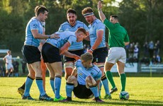 Terenure trounce Lansdowne as UBL 1A gets tight for the tail end of the season
