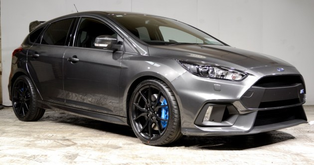 The Ford Focus RS puts a smile on your face no matter where you drive it