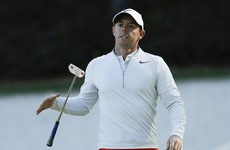 Rory McIlroy needs 'round of his life' at Masters