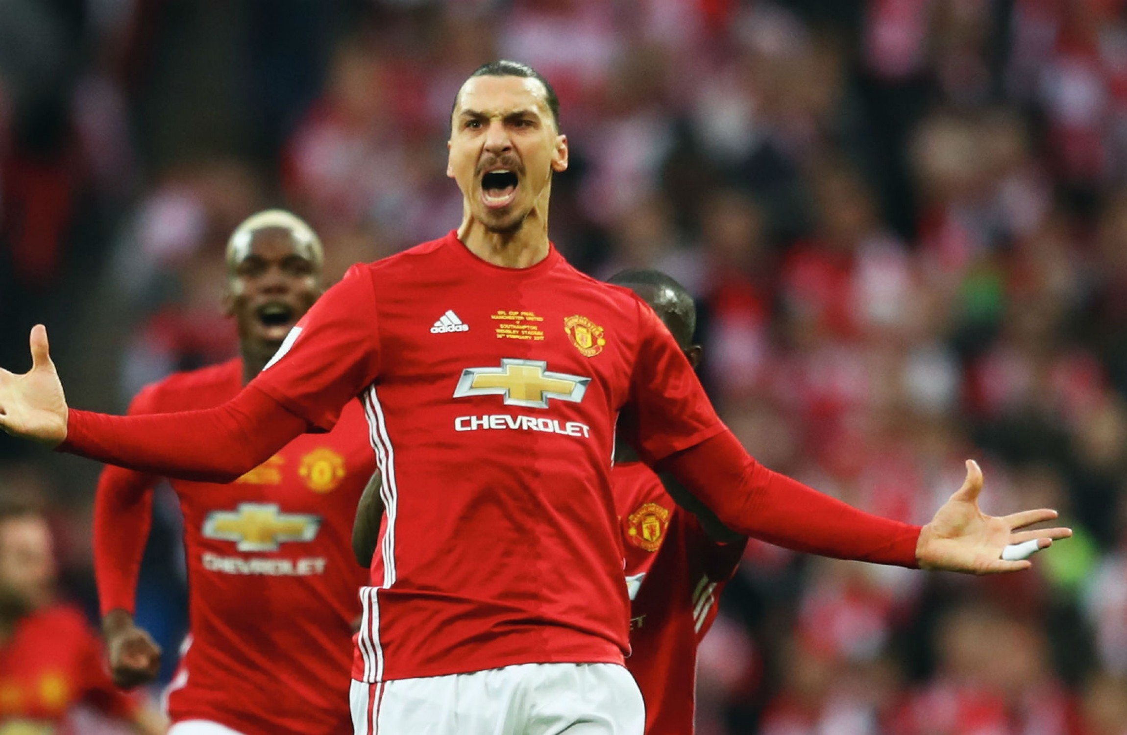 Manchester United confirmed lineup vs Sunderland: Pogba, Shaw start; De Gea surprise exclusion