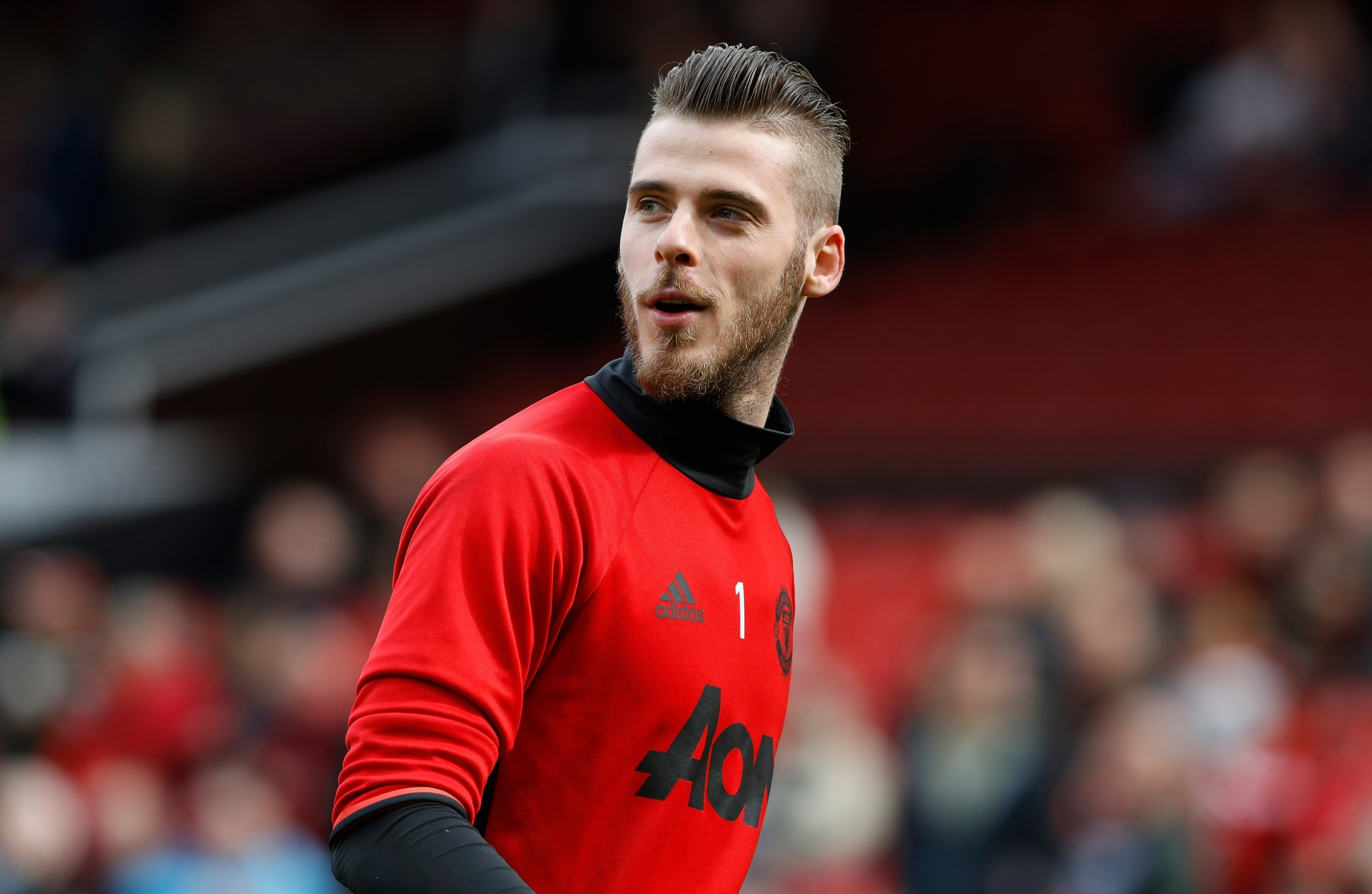 David de Gea absent from Man United side to face Sunderland · The42