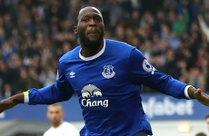 Lukaku double settles classic clash between Everton and Leicester
