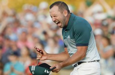 He's finally done it! Sergio Garcia has won his first major after thriller at Augusta