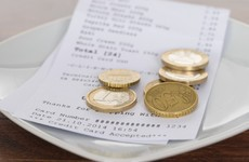 Poll: How much should you tip on a meal?