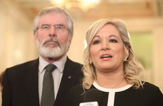 Sinn Féin wants a new election if there's no deal in the North by weekend