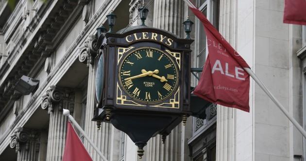 Developer Deirdre Foley is facing a criminal charge over Clerys redundancies