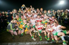 Donegal to face Dublin after being crowned Ulster U21 champions with win over Derry