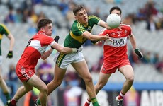 AFL trialist leads Kerry minor attack in a team featuring four recent Hogan Cup winners