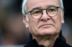 Claudio Ranieri suggests people were plotting against him at Leicester