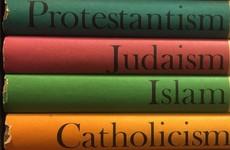 'Ireland is slowly discarding its age-old loyalty card attitude toward established religions'