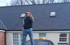 Conor McGregor ended up at a random gaff party in Liverpool because that's how he rolls