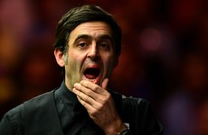 Ronnie O'Sullivan tells Donald Trump to 'chill bruv'