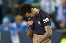 Barcelona suffer Neymar blow ahead of El Clasico