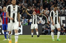 As it happened: Juventus v Barcelona, Champions League quarter-final