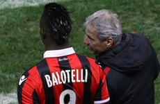 'Scoring goals is not enough in modern football' - Balotelli told to work harder