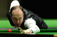 Fergal O'Brien qualifies for World Champs by winning the longest frame of snooker ever played (no, really)