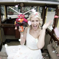 The average age for Irish brides and grooms is getting older and older