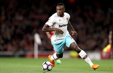 West Ham's Michail Antonio ruled out for the rest of the season