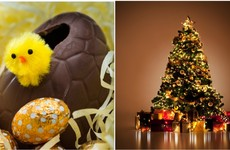Fun poll: Which do you enjoy more - Christmas or Easter?