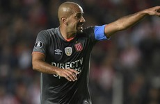 Watch: Juan Sebastian Veron becomes oldest Copa Libertadores player in history