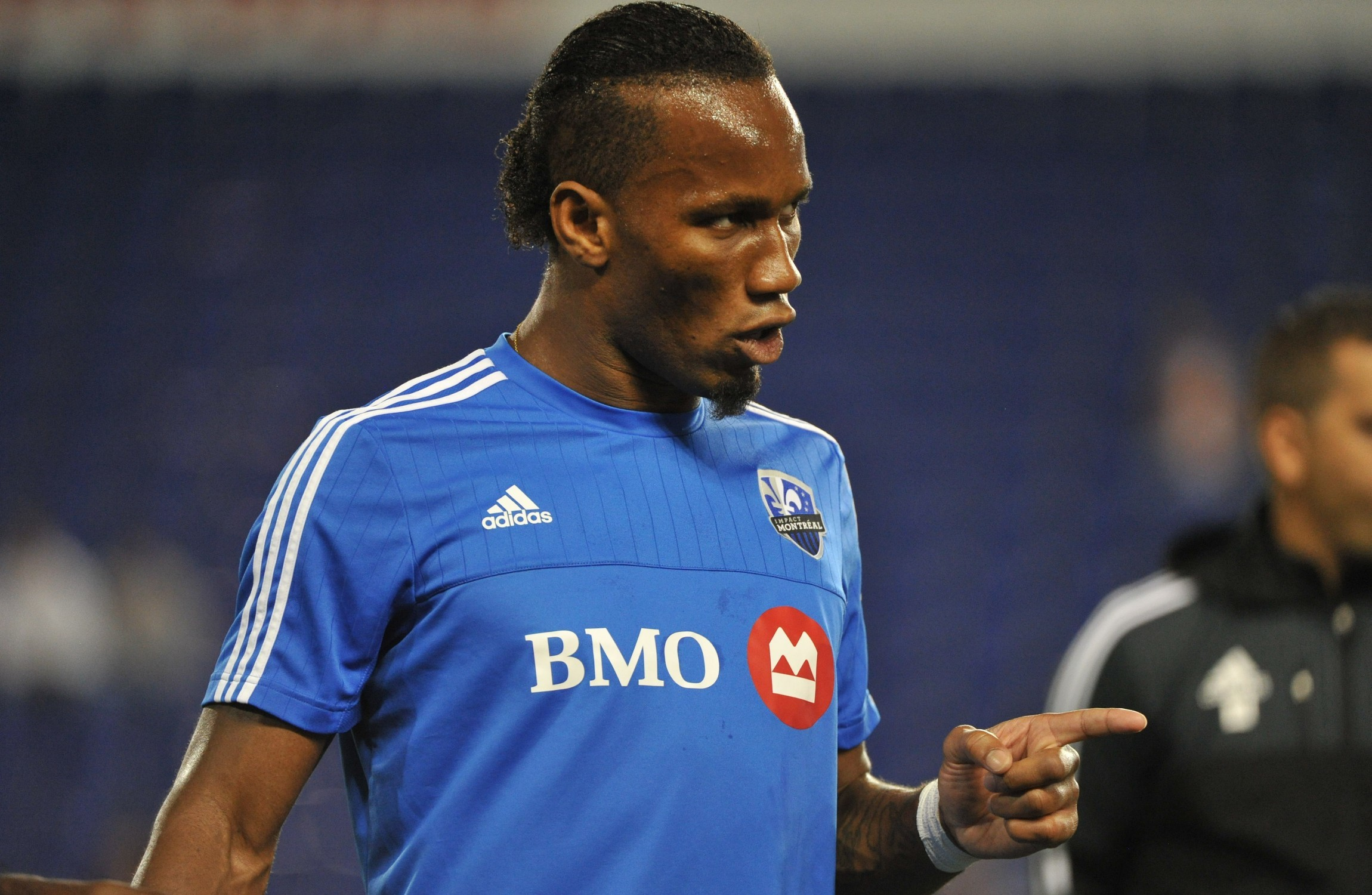 Di r Drogba has signed a deal to play for and co own a team in