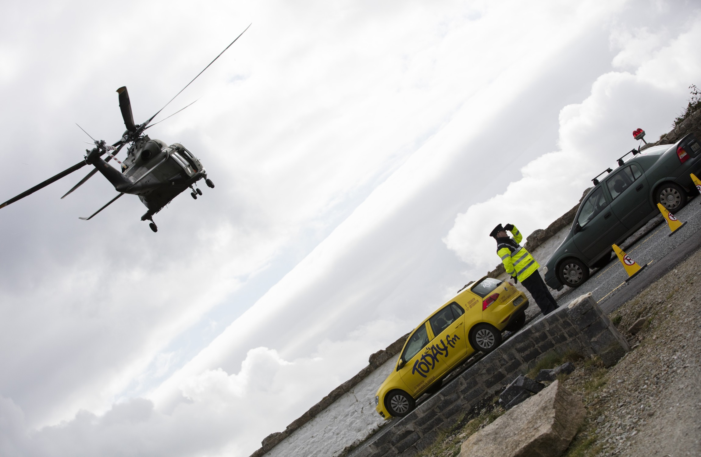 Initial Rescue 116 report recommends review of route guides used by helicopters