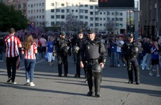 8 Leicester fans handed four-month jail terms after Madrid violence