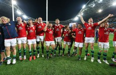 Lions to share over €3 million jackpot should they win series in New Zealand