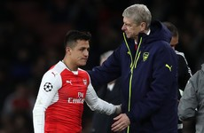 Wenger tight-lipped on £300k-a-week Alexis Sanchez offer