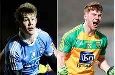 As It Happened: Dublin v Donegal, All-Ireland U21 football semi-final
