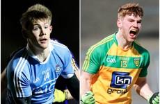 As It Happened: Dublin v Donegal, All-Ireland U21 football semi-final